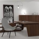 Ufficio direzionale presidenziale - Larus - Della Rovere