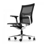 Sedia direzionale operativa ergonomica - Una Plus - ICF