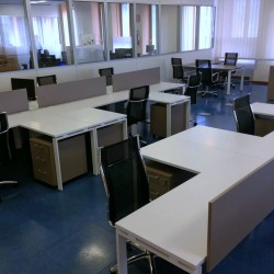 Postazioni operative in open space