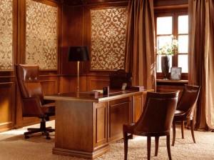 5 stili di arredamento per uffici ispirati all 39 arredo casa for Arredare casa in stile classico