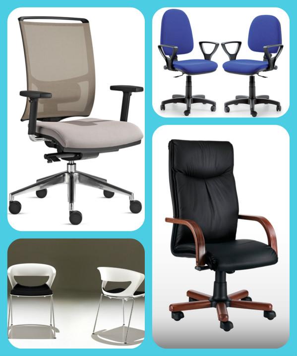 Sedute da ufficio sedie da ufficio roma design casa for Sedie per ufficio roma