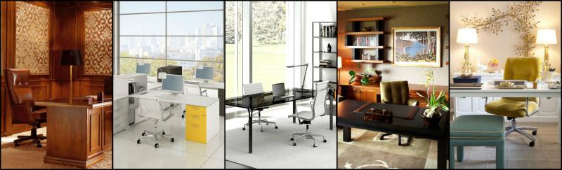 5 stili di arredamento per uffici ispirati all 39 arredo casa - Stili arredamento casa ...
