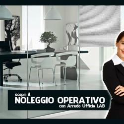 Scopri il noleggio operativo con Arredo Ufficio LAB
