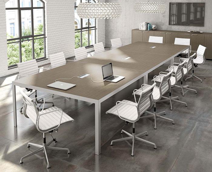 Banconi Per Ufficio Armamento : La sala riunioni: come arredare la stanza delle decisioni aziendali