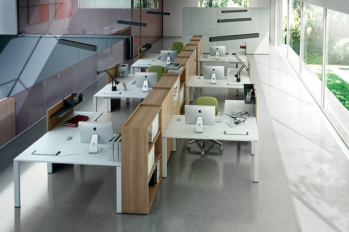 Mobili Per Ufficio Trau : L archiviazione per l ufficio tra produttività e ottimizzazione