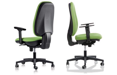 Se la vostra startup vi richiederà molte ore seduti alla scrivania, è bene scegliere una buona seduta. OP garantisce un ottimo rapporto qualità-prezzo e, allo stesso tempo, il comfort necessario a preservare la vostra schiena [Italiansedioliti].
