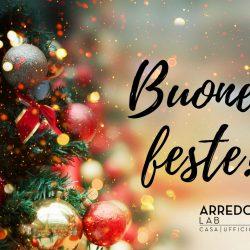 Natale 2017 - Tanti auguri di Buone Feste da Arredo Ufficio LAB