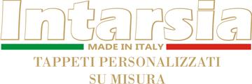 Intarsia logo