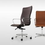 Sedia direzionale ergonomica - Ice - Quinti