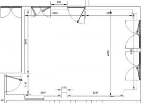 Fase 2 – Planimetria 2D in CAD