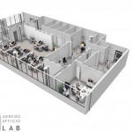 Piantina 3D - Soluzione A